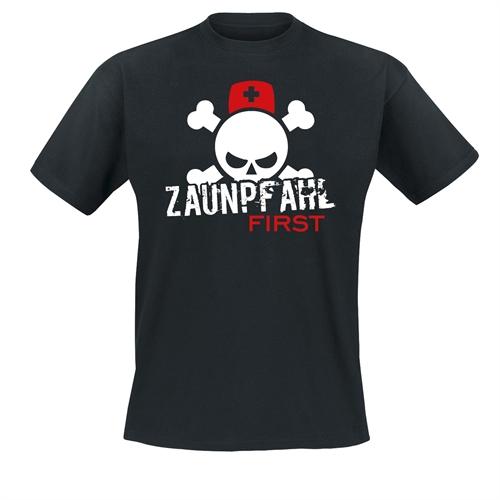 Zaunpfahl - First, T-Shirt
