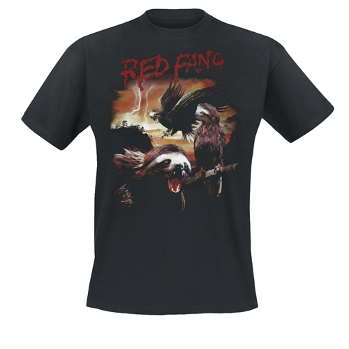 Red Fang - Sloth, T-Shirt