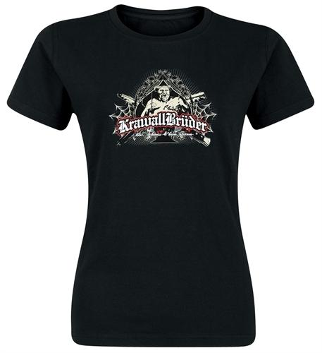 Krawallbrüder - BSUKT Tour, Girl-Shirt