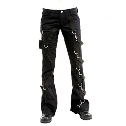 Aderlass - Cross Pants Denim