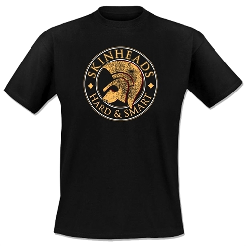 Skinheads - Hard & smart, T-Shirt