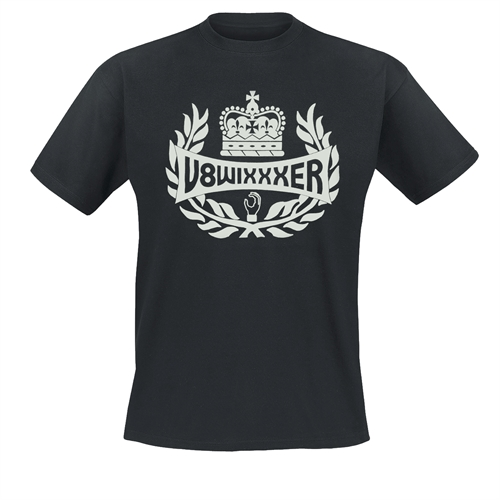 V8 Wixxxer - Crown T-Shirt