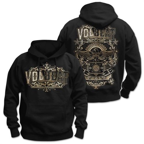 Volbeat - Old Letters, Kapu