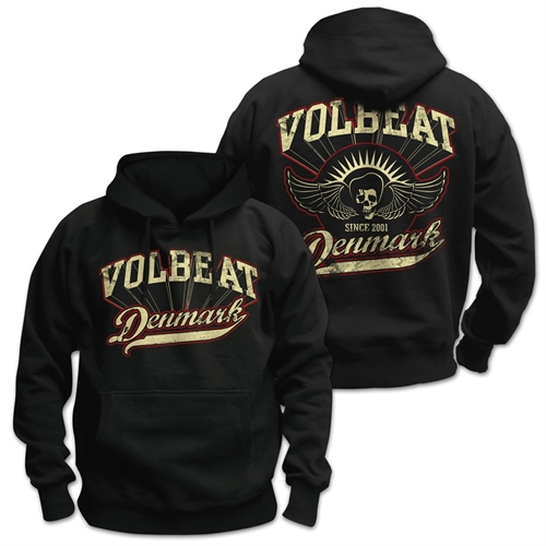 Volbeat - Rise From Denmark, Kapu