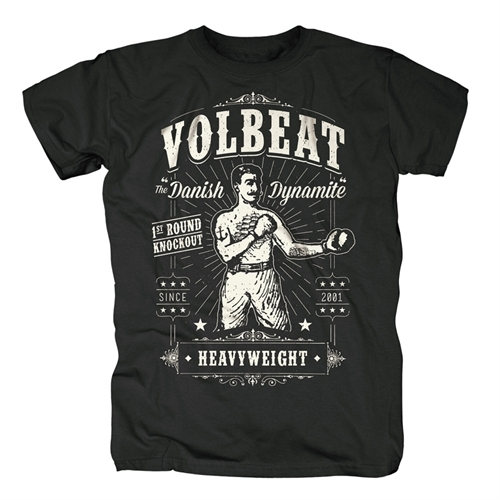 Volbeat - Knockout, T-Shirt