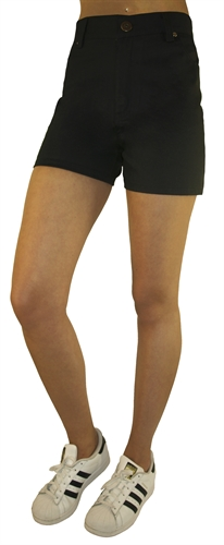 Nix Gut - Black, Frauenhotpants