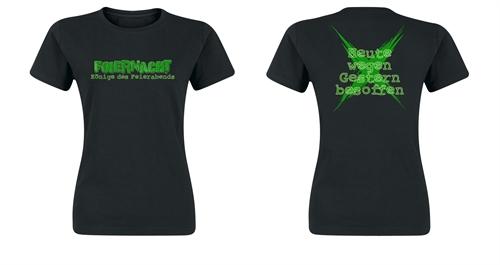 Foiernacht - Könige des Feierabends, Girl-Shirt