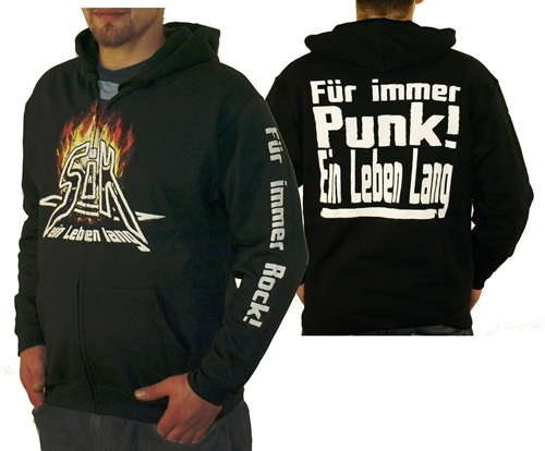 S.i.K. - Für immer Punk, Kapuzenjacke