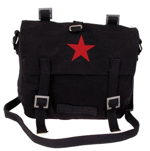 Roter Stern - Kampftasche