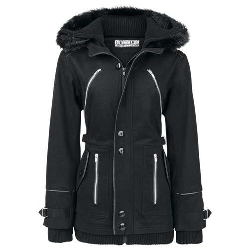 Poizen Industries - Chase Coat, Girl Mantel