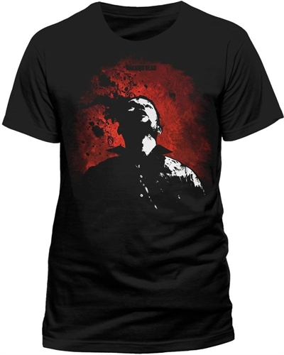 The Walking Dead - Shot To The Head, T-Shirt