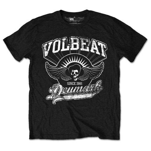 Volbeat - Rise from Denmark, T-Shirt