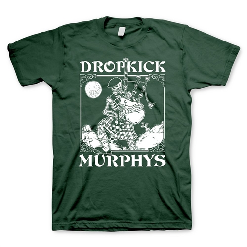 Dropkick Murphys - Skelly Piper, T-Shirt