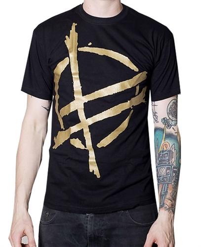 Fucked Up - Golden Logo, T-Shirt