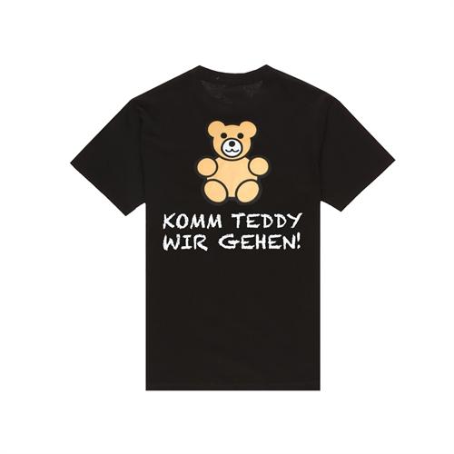 Komm Teddy wir gehen - Girl-Shirt