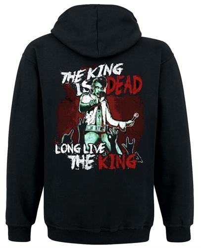 Not Alive - King Is Dead, Kapuzenjacke