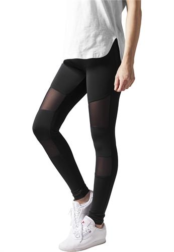 Urban Classics - Ladies Tech Mesh Leggings