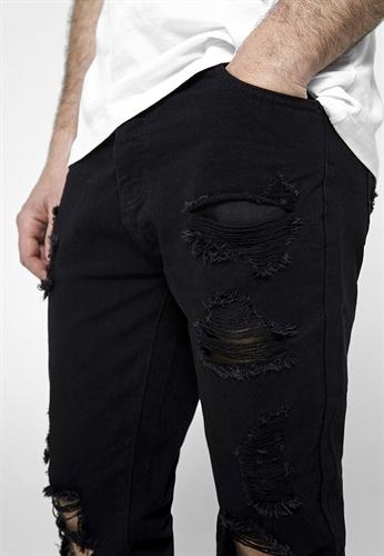 Cayler & Sons - Heavy Cut Sid Denim Pants, Hose