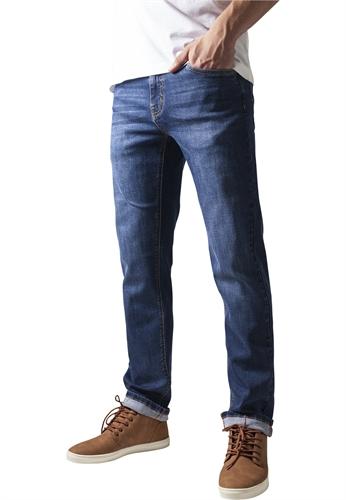 Urban Classics - Stretch Denim Pants, Hose