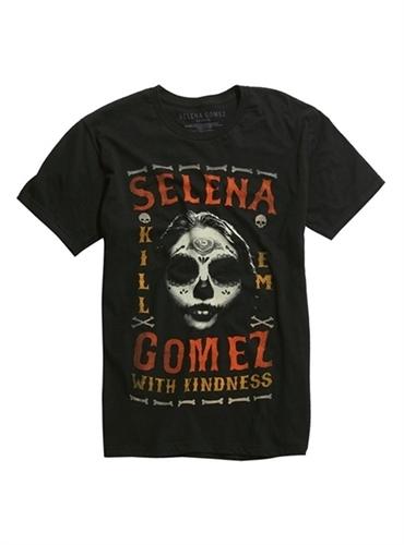 Selena Gomez - Kill em with kindness, T-Shirt