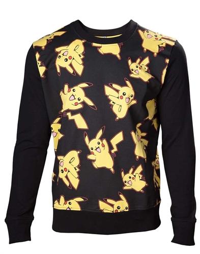 Pokémon - Pikachu all over, Sweater
