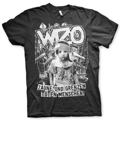 Wizo - Zäune, T-Shirt