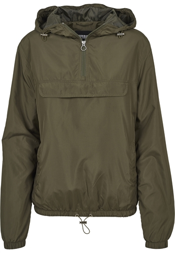 Urban Classics - Ladies Badic Pull Over, Jacke