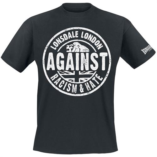 Lonsdale - Against Racism, T-Shirt