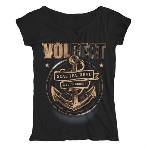 Volbeat - Anchor, Girl-Shirt