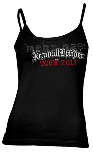 KrawallBrüder - Tour 2017, Träger-Top