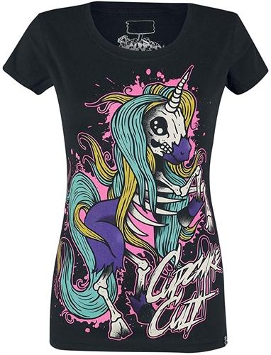 Cupcake Cult - Internal Unicorn, Girl-Shirt