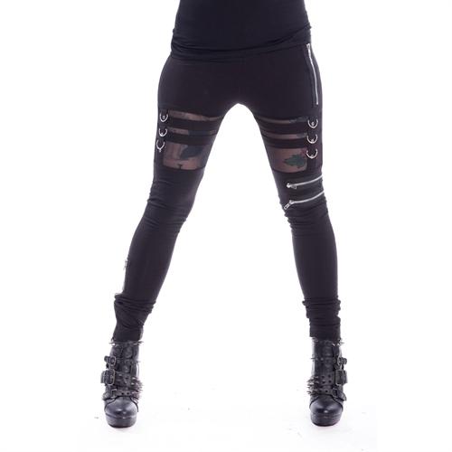 Chemical Black- Inka, Leggings