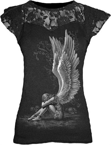Spiral - Enslaved Angel, Girl-Top