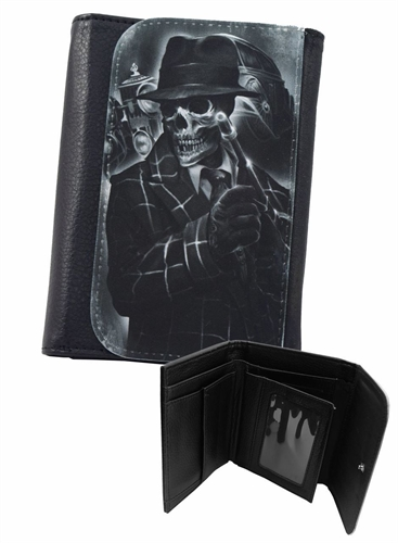 Darkside - Gangster Skeleton, Geldbörse