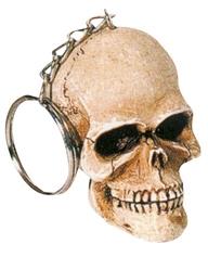 Totenkopf - Schlüsselanhänger