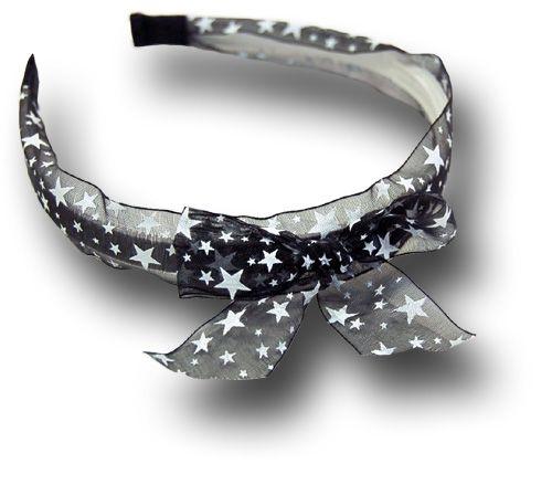 Sterne - Haarreif