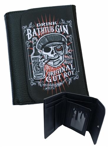 Darkside - Bathtub Gin, Geldbörse