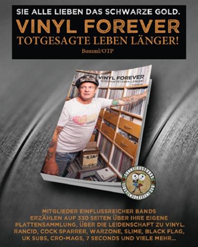 Vinyl Forever - Buch