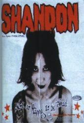 Shandon - Not so happy, Poster