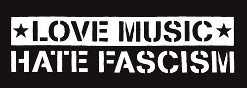 Love Music - Aufkleberset