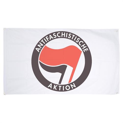 Antifaschistische Aktion - Fahne