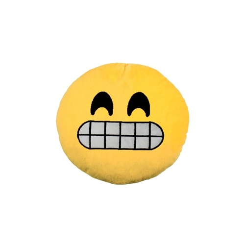 Emoji/Emoticon - Grinse Smiley, Kissen