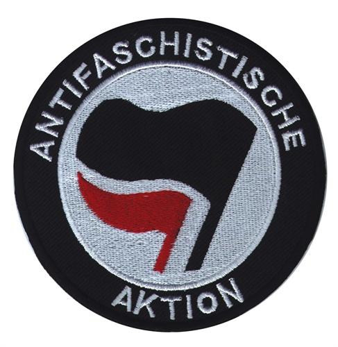 Antifaschistische Aktion - Aufnäher