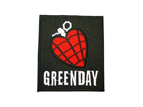 Green Day - Aufnäher