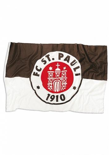 St. Pauli - Logo, Fahne klein