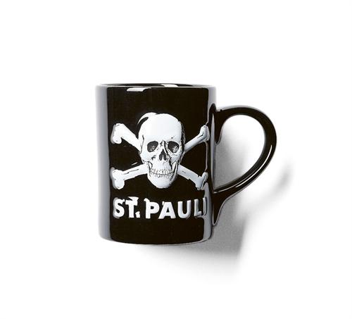 St. Pauli - Totenkopf 3D, Kaffeebecher