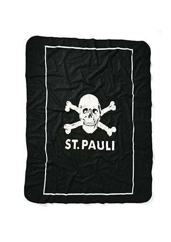 St. Pauli - Totenkopf, Fleecedecke