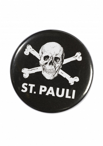 St. Pauli - Totenkopf, Button