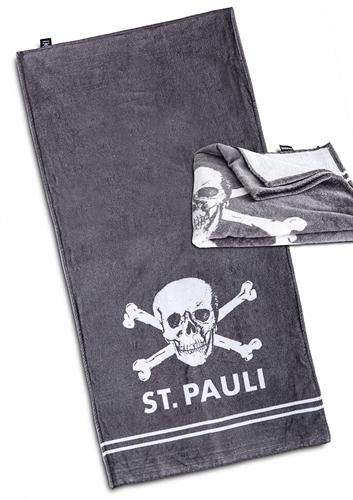 St. Pauli - Totenkopf, Badetuch