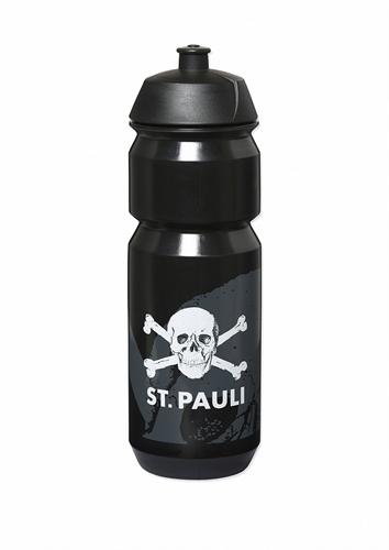 St. Pauli - Totenkopf, Fahrradtrinkflasche
